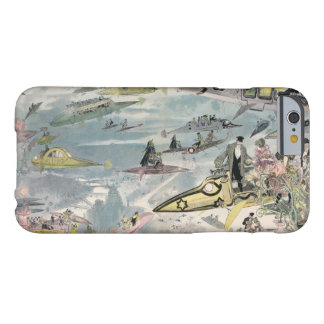 Leaving the Opera in the Year 2000 Barely There iPhone 6 Case