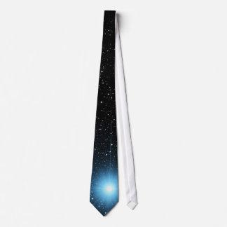 Leaving the Poseidon Nebula -2009 Neck Tie