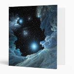 Leaving the Poseidon Nebula 3 Ring Binder