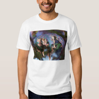 leaving the world shirt