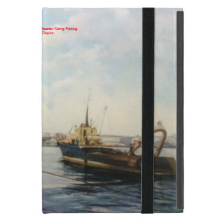 Leaving to feaner/Saíndo to kill/Going fishing Cover For iPad Mini