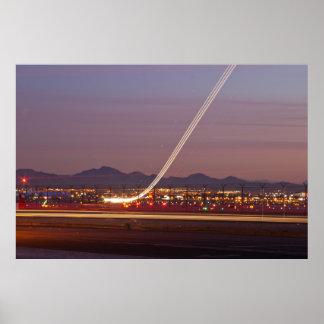 Leaving Vegas Poster