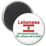 Lebanese and Good Looking Fridge Magnets
