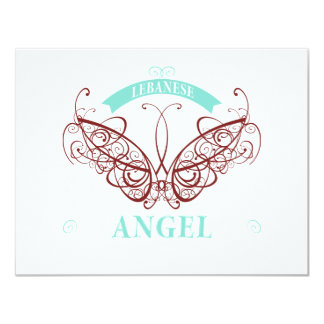 Lebanese Angel Card