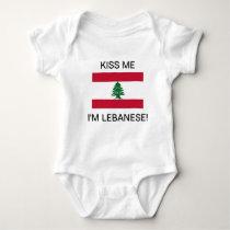 Lebanese baby baby bodysuit