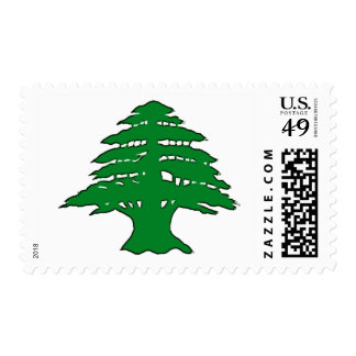 Lebanese Cedar Postage Stamps