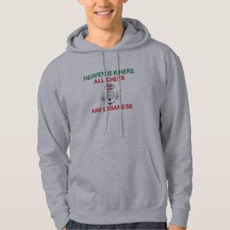 Lebanese Chefs Sweatshirts