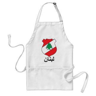 Lebanese Coat of Arms Apron