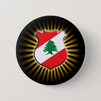 Lebanese Coat of Arms button