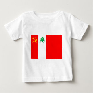 Lebanese Communist Party, Colombia Political flag Tshirts