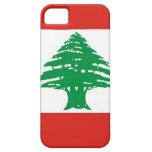 Lebanese Flag iPhone 5 Cover