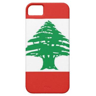 Lebanese Flag iPhone 5 Covers