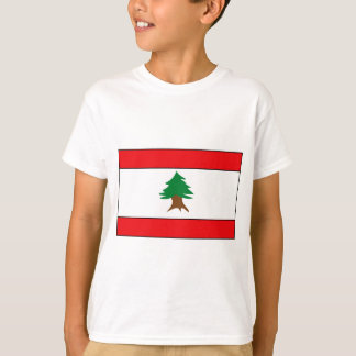 Lebanese Flag T-shirts and Gifts