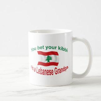 Lebanese Grandpa - Bet Your Kibbi Coffee Mug