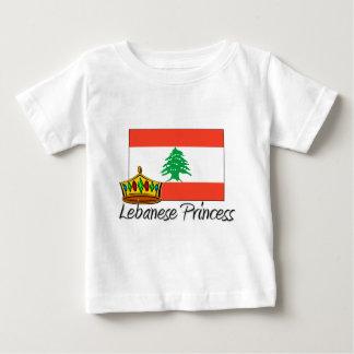 Lebanese Princess Baby T-Shirt