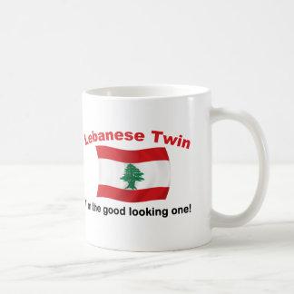 Lebanese Twin - Good Looking One Classic White Coffee Mug