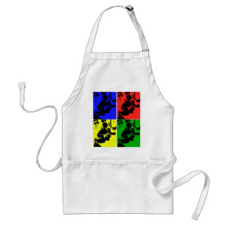 Lebanon 1983 adult apron