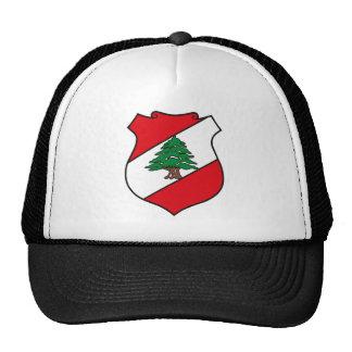 Lebanon Coat of Arms Hat