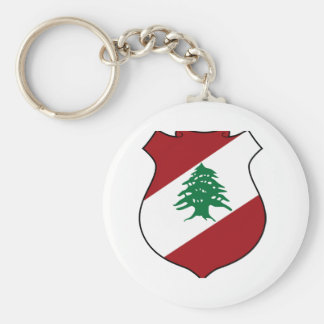 Lebanon Coat of Arms Keychains