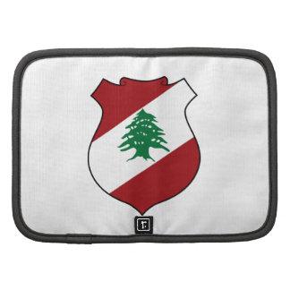 Lebanon Coat of Arms Folio Planner