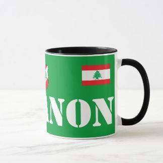 Lebanon* Coffee Mug