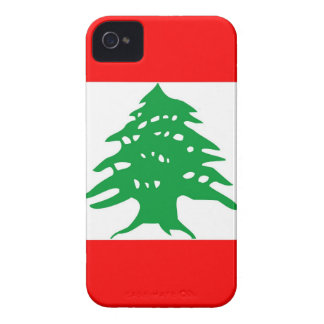 lebanon country flag case tree Case-Mate iPhone 4 case