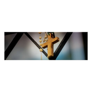 Lebanon Cross Poster