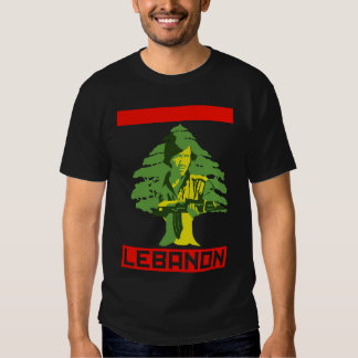 LEBANON FIGHTER TSHIRTS