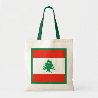 Lebanon Flag Bag