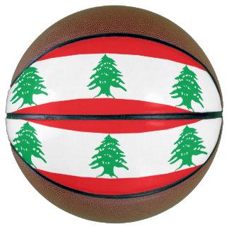 Lebanon Flag Basketball