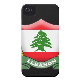 Lebanon Flag BlackBerry Bold 9700/9780 Case