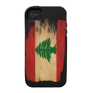 Lebanon Flag iPhone 4/4S Cover