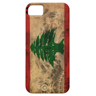 Lebanon Flag iPhone 5 Case