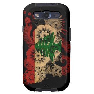 Lebanon Flag Samsung Galaxy SIII Cover