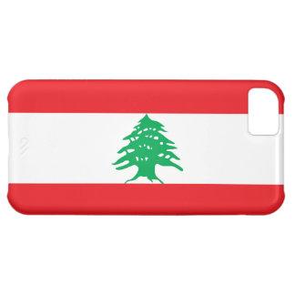 Lebanon Flag Case For iPhone 5C