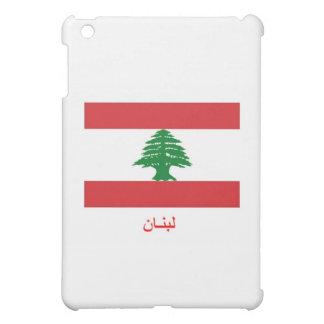 Lebanon Flag Case For The iPad Mini