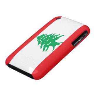 Lebanon Flag iPhone 3 Covers