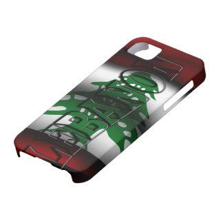 Lebanon Flag Iphone 5 Case-Mate Case iPhone 5 Cover
