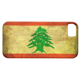 Lebanon Flag iPhone 5 Cases