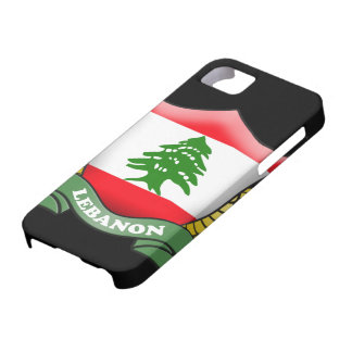Lebanon Flag iPhone 5 Cover