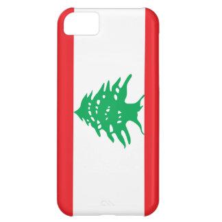 Lebanon Flag iPhone 5C Covers