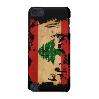 Lebanon Flag iPod Touch 5G Cover