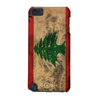 Lebanon Flag iPod Touch (5th Generation) Cases