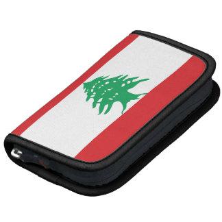 Lebanon Flag Folio Planner