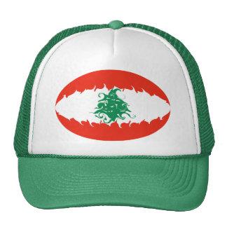 Lebanon Gnarly Flag Hat