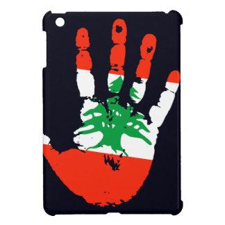 Lebanon Handprint iPad Mini Case