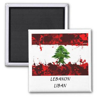Lebanon Liban Fridge Magnets