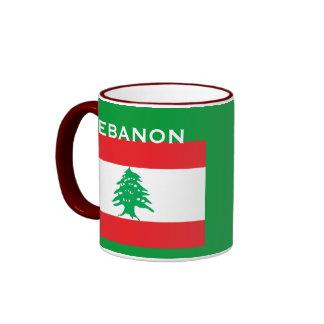 Lebanon Mug / République Libanaise Tasse