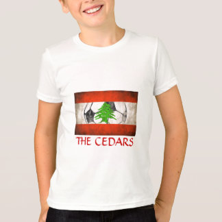 Lebanon National Football Team T-Shirt