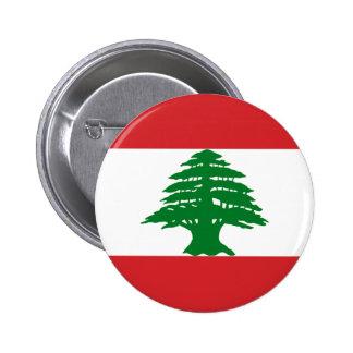 Lebanon Pinback Button